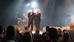 René et Nathalie Simard tournent la page à Trois-Rivières