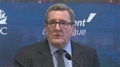 Le maire Labeaume ferme la porte à une candidature olympique pour 2026