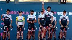 Cancellara malade, Dumoulin favori pour la 1re étape du Giro
