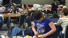 Feux à Fort McMurray : la vie scolaire bouleversée