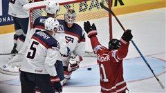 Le Canada réussit son entrée au Championnat du monde de hockey