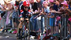 Au départ du Tour d'Italie, Tom Dumoulin ravit ses compatriotes