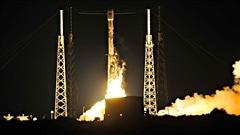 Un deuxième atterrissage réussi pour SpaceX