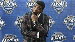 P.K. Subban, animateur d'un soir au Festival Just for Laughs