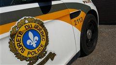 Un policier de la SQ accusé de voies de fait