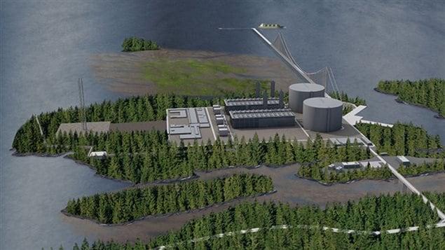 Gaz naturel liquéfié: Ottawa approuve le projet Pacific NorthWest