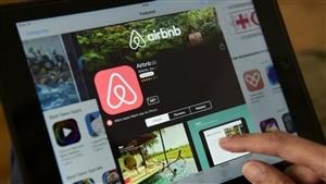 Aperçu de l'application Airbnb