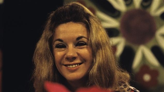 Denise Filiatrault en 1970