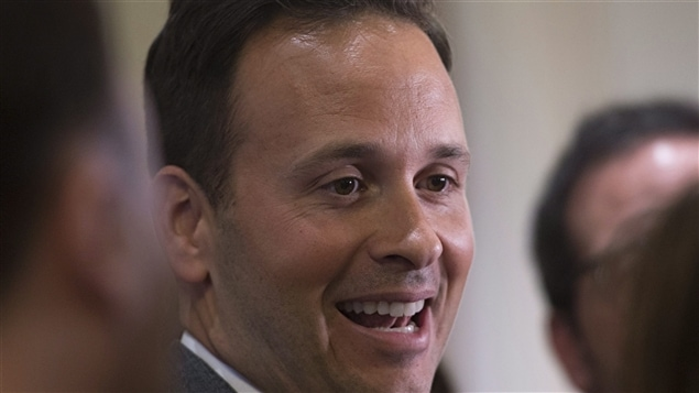 Alexandre Cloutier, député du Parti québécois