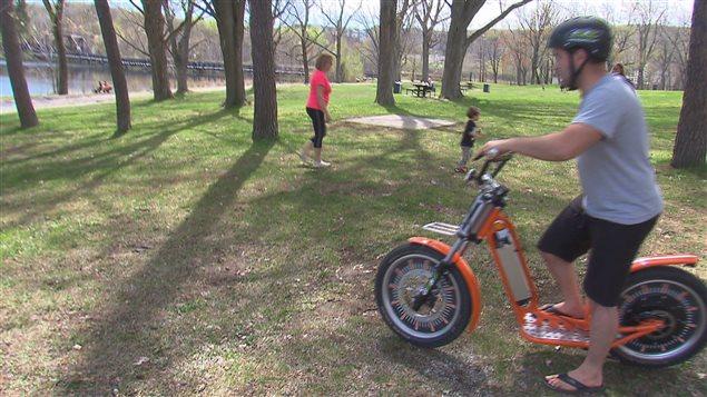 Scooter Electrique A Vendre Ville De Quebec