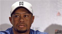 Woods n'est pas prêt à revenir à la compétition