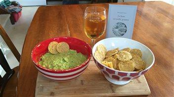 Vos meilleures recettes franco-manitobaines : le guacamole