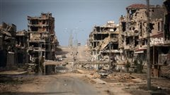 Affrontements en Libye