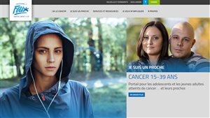 Internet à la rescousse des jeunes atteints de cancer