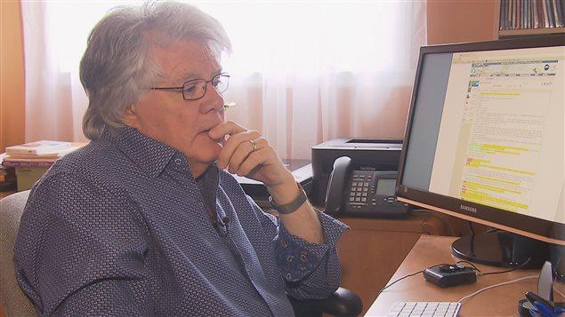 L'auteur Richard Ste-Marie publie un 4e roman.