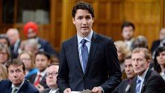Bousculade aux Communes:Justin Trudeau ne sera pas sanctionné