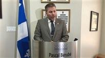 Pascal Bérubé n'appuiera aucun candidat à la direction du Parti québécois