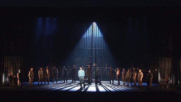 L'opéra «Les feluettes»