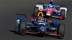 Alex Tagliani est 19e aux essais d'Indianapolis