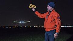Solar Impulse 2 fait étape dans une ville historique de l'aviation américaine