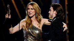 Céline Dion honorée aux Billboard Music Awards