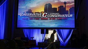 Le congrès du Parti conservateur du Canada (PCC) de 2013.