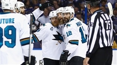 Pavelski place les Blues face à l'élimination
