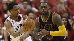 Les Raptors tenteront de créer l'égalité ce soir contre les Cavaliers