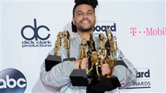Les Canadiens se démarquent à la soirée des Billboard Music Awards