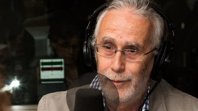 Le jounaliste et auteur Aziz Farès