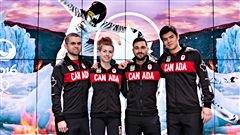 Le Canada envoie cinq athlètes en escrime à Rio