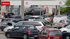 Loi travail en France: la contestation mène à une pénurie d'essence