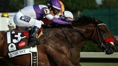 Nyquist absent du Belmont Stakes