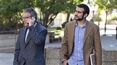 Demi-défaite d'Omar Khadr dans ses procédures d'appel aux États-Unis