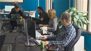 RevJet déménage 20 employés hautement qualifiés de l'Ukraine à Saint-Jean, N.-B.