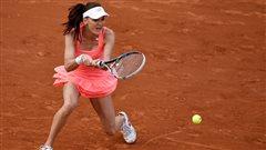 Radwanska et Halep foncent vers le 3e tour à Roland-Garros