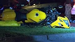Un motocycliste blessé grièvement dans un accident à Brossard