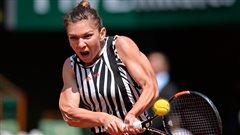 Halep fonce vers le 3e tour à Roland-Garros