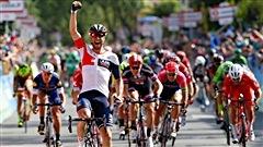 Kluge gagne la 17e étape du Giro