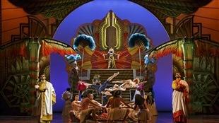 « Paramour » du Cirque du Soleil