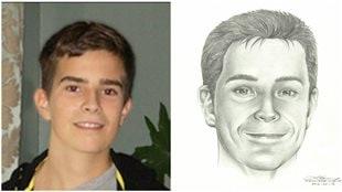 David Fortin avait 14 ans lorsqu'il a disparu, en 2009. Il en aurait 22 aujourd'hui.