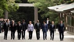 Les dirigeants du G7 inquiets de la situation dans les économies émergentes