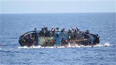 20 migrants meurent dans le naufrage de leur navire en Méditerranée