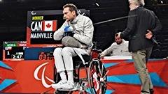 Pierre Mainville confirme sa place à Rio