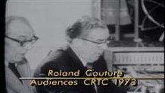 Vente de Radio-Saint-Boniface à Radio-Canada 1973