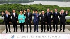 Les dirigeants du G7 craignent l'impact du «Brexit» sur une économie mondiale fragile