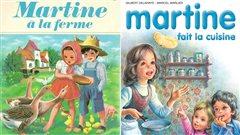 <em>Martine</em>: «du Harlequin pour enfants»