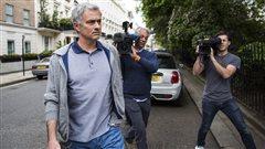 Jose Mourinho aux commandes de Manchester United