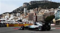 À Monaco, on parle de Mercedes, d'égout et de Bianchi