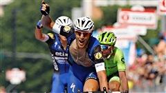 Trentin surprend tout le monde au Giro